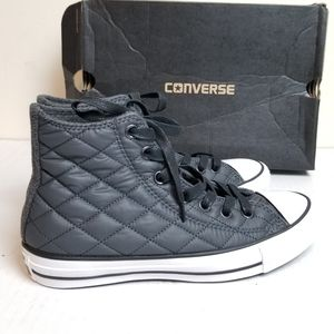 *NEW* Converse Quilted Hi Top Sneaker